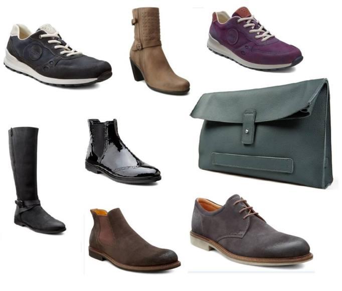 ecco shoes variedad