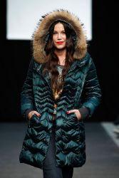 Elena Miró abrigo verde