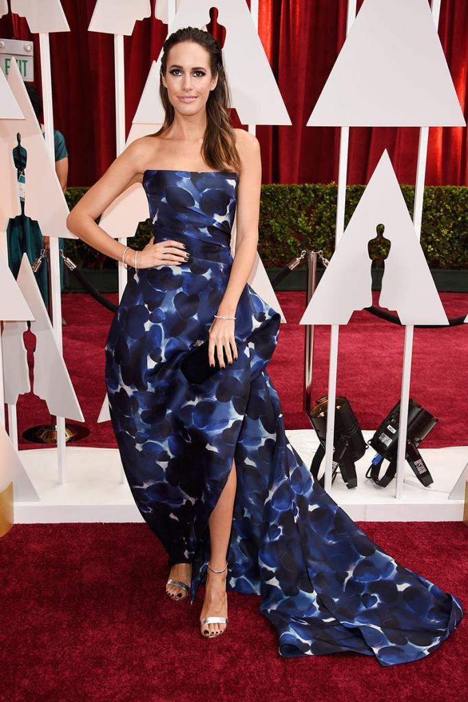 Louise Roe Oscars 2015