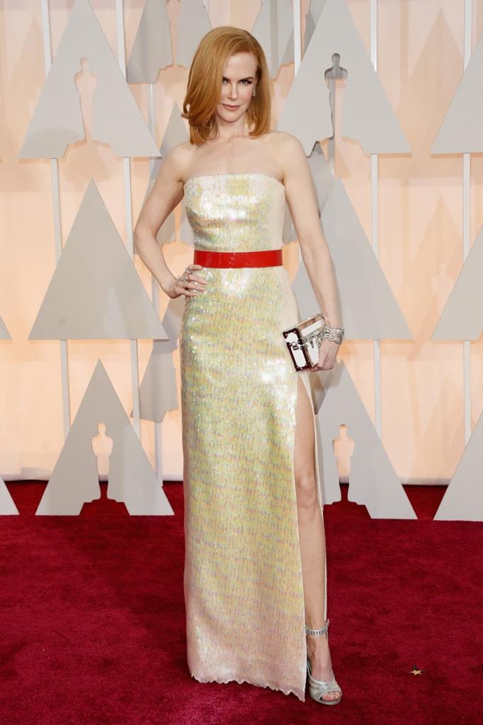 Nicole Kidman Oscar 2015