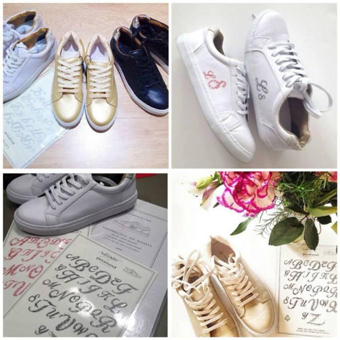 zapatillas personalizadas Promod