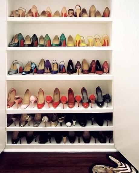 Zapatero a mis zapatos trioenblog - Estanterias para calzado ...