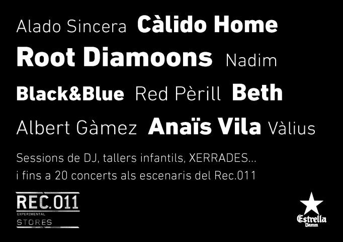 REC.011 conciertos