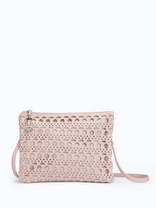 clutch rosa