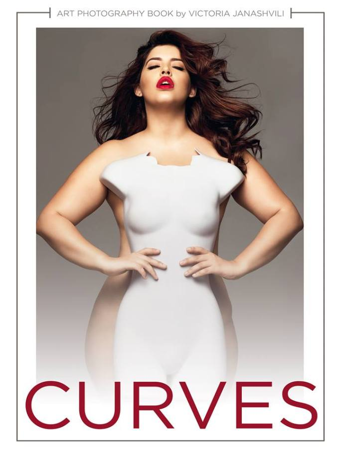 Curves photo book