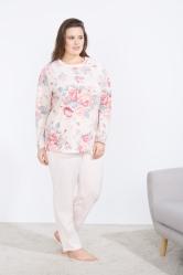 pijama flores Womensecret