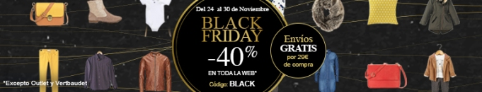 Black Friday en la Redoute
