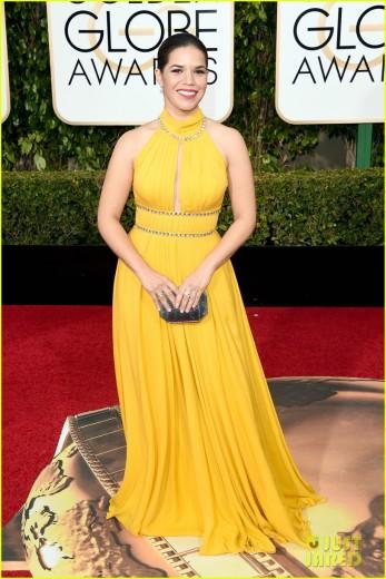 Golden Globes 2016 America Ferrera