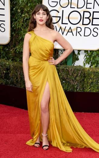 Golden Globes 2016 Lola Kirke