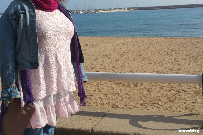 vestido rosa miss louli